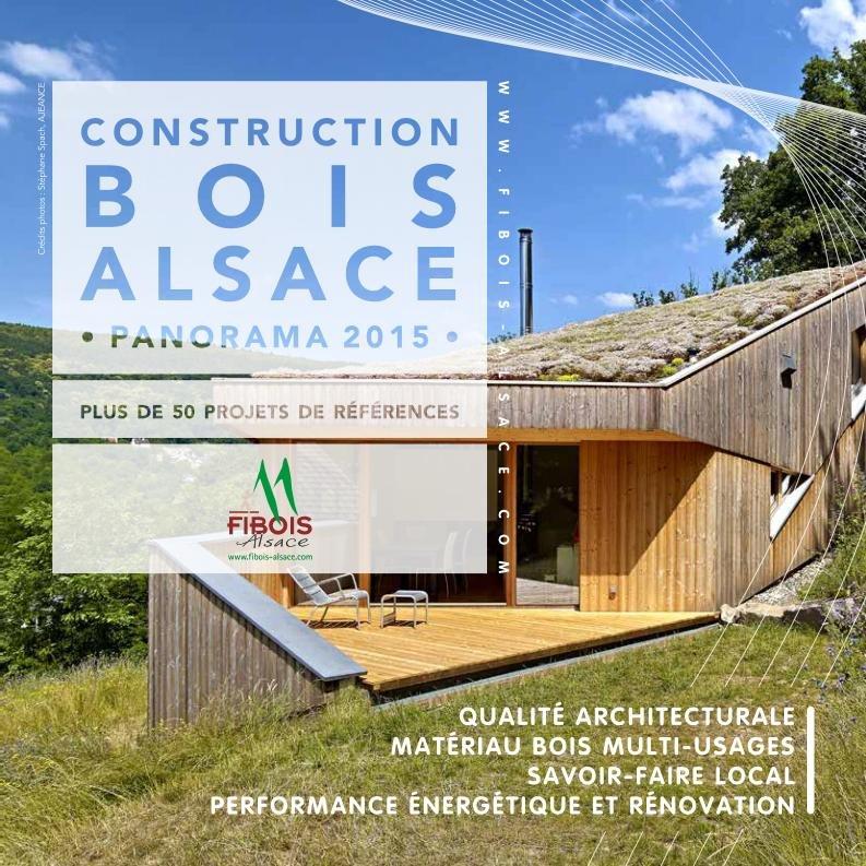 Construction Bois Alsace : construction bois alsace panorama 2015 juin 2015